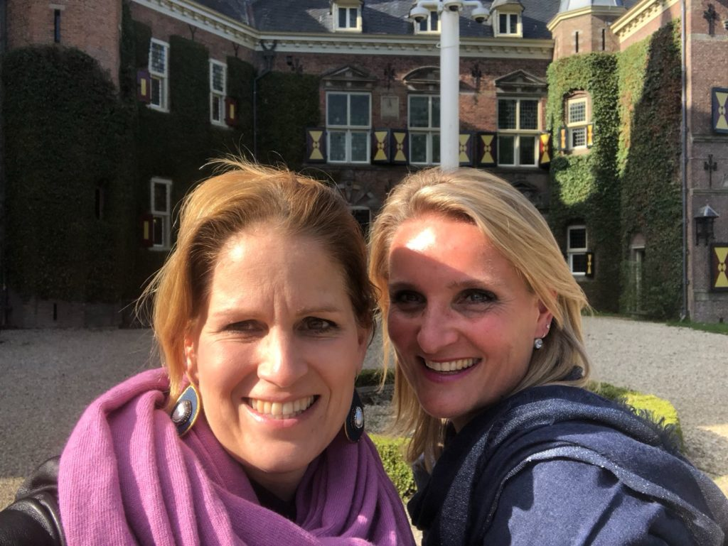 Anneke Brouwer Public Speaking Coach and Voice Expert International Masterclass L&D leadership 2018
