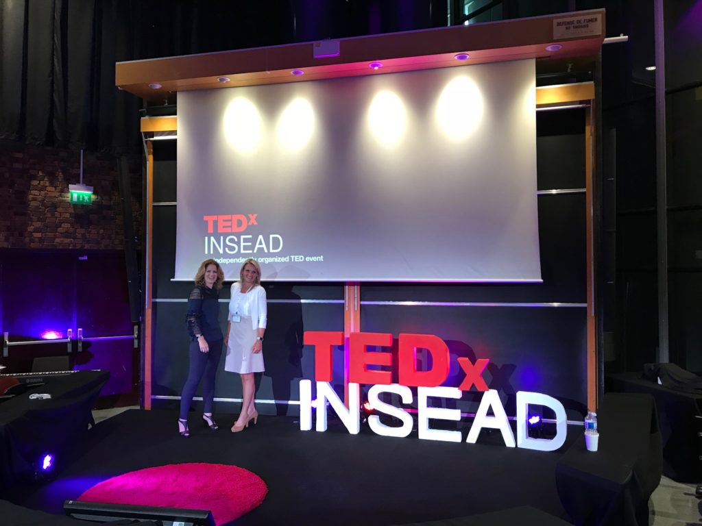 Anneke Brouwer Public Speaking Coach & Executive Voice Expert | TEDxInsead Coach
