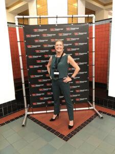 Anneke Brouwer Stemprofessional & Sprekerscoach TEDxWassenaar
